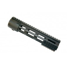 "10"" Thin Profile Free Floating Handguard With Removable Rails & Monolithic Top Rail (308 Cal)"