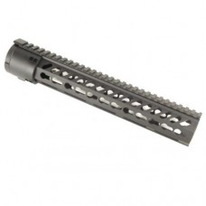 "12"" Thin Profile Free Floating KeyMod Handguard With Removable Rails & Monolithic Top Rail (.308 Cal)"